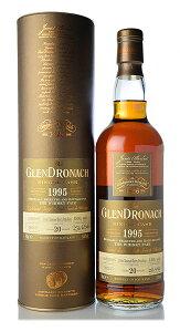 グレンドロナック [1995] 20年 PXシェリーパンチョン #R695/4408 FOR LIMBURG WHISKY ...