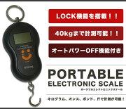 スーツケース ポータブル スケール ウェイトチェッカー デジタル チェッカー おしゃれ