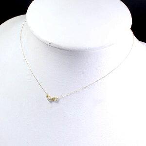 【1点限り即納可!】【39,800円均一】K180.14ctダイヤモンドネックレス