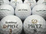 【送料無料】ツアーステージPHYZ(ファイズ)11年〜13年モデル混合ホワイト30P【ロストボール】【ゴルフボール】【あす楽対応_近畿】【中古】