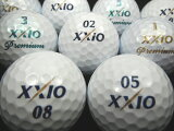【送料無料】XXIOXDシリーズ・プレミアムシリーズ08年〜12年モデル混合30P【ロストボール】【ゴルフボール】【あす楽対応_近畿】【中古】