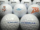 SRIXONスリクソンAD・333混合ホワイト50P【ロストボール】【ゴルフボール】【あす楽対応_近畿】【中古】