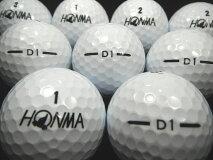 【送料無料】HONMAホンマD1シリーズ混合ホワイト30P【ロストボール】【ゴルフボール】【あす楽対応_近畿】【中古】