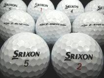 【数量限定】SRIXONスリクソンZ−STARorZ−STARXV15年モデルホワイト【ロストボール】【ゴルフボール】【あす楽対応_近畿】【中古】