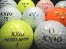 【送料無料】XXIOAERO系13年〜16年モデル混合20P【ロストボール】【ゴルフボール】【あす楽対応_近畿】【中古】