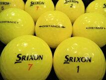 【送料無料】SRIXONスリクソンDISTANCE11年〜18モデル混合パッションイエロー30P【ロストボール】【ゴルフボール】【あす楽対応_近畿】【中古】