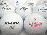 練習用に最適!エブリオ・ハイブリッド混合50球【送料無料】【あす楽対応_近畿】【中古】