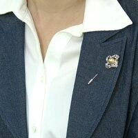 真珠パール6月誕生石ブローチ兼ペンダント南洋白蝶真珠ゴールド系直径10mmピンブローチSVシルバー