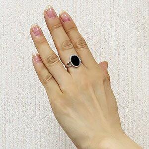 オニキスリング オニキス指輪 黒瑪瑙 ダイヤモンド 0.10ct ホワイトゴールド リング 指輪 8月誕生石  Onyx 誕生日プレゼント ホワイトデー クリスマスプレゼント