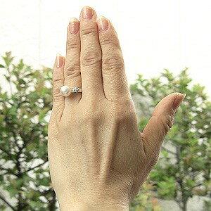 パールリング レディース 真珠の指輪 あこや本真珠 花珠 花珠真珠 ダイヤモンド プラチナPT900 9mm アコヤ あこや 真珠の指輪 パールリング 6月誕生石 ジュエリー 贈答 冠婚葬祭 結婚 ブライダル 入学 入園 卒業 卒園 保証書付