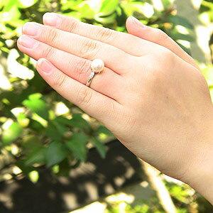 パールリング レディース 真珠の指輪 あこや真珠 PT900プラチナ 9mm アコヤ あこや 真珠の指輪 リング パールリング 6月誕生石 ジュエリー 贈答 プレゼント 冠婚葬祭 結婚 ブライダル 入学 入園 卒業 卒園 保証書付 ケース付