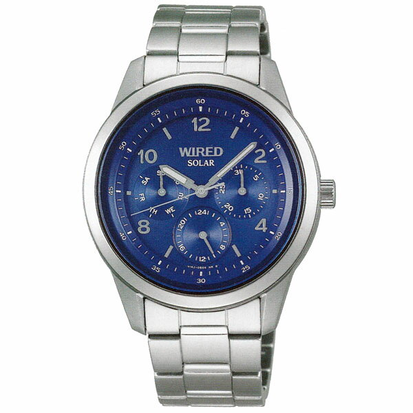 SEIKO ワイアード WIRED PAIR STYLE ペアスタイル 男性用 多針アナログ 腕時計 正規品 1年保証書付 AGAD081