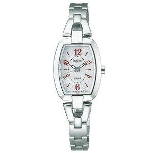 母の日 2019 SEIKO セイコー アルバ ALBA アンジェーヌ 女性用 ソーラー 腕時計 正規品 1年保証書付 AHJD059