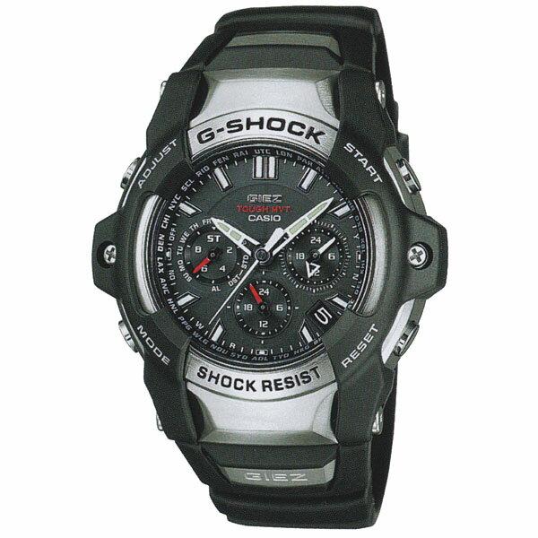 入学 入園 CASIO カシオ G-SHOCK GIEZ GS-1400 Series 男性用 ソーラー アナデジ 腕時計 正規品 1年保証書付 GS-1400-1AJF
