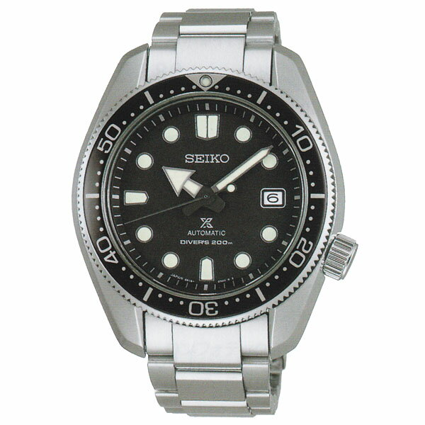SEIKO セイコー プロスペックス PROSPEX 1968 メカニカルダイバーズ 現代デザイン 男性用 自動巻き アナログ 腕時計 正規品 1年保証書付 SBDC061