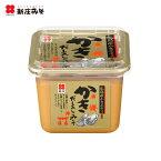 新庄かきだし入りみそ500g かき 発酵食品 みそ 味噌 だし入りみそ 広島