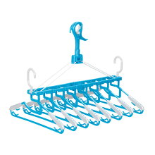 Ex2機能いっぱい8連ハンガー01
