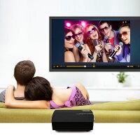 SHINMEIYG510プロジェクター1080Pミラーリング機能iOS/Android対応物理解像度800*4801200ルーメン家庭用最大ディスプレイ解像度1920*1080PUSB/SD/AV/HDMI/VGA対応ホームシアター/テレビ/ゲーム/映画/動画/パーティーなどリモコン付き