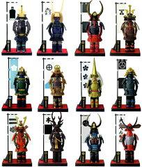 戦国武将 フィギュア-ARMOR SERIES- 本格的な造りのミニ 甲冑フィギュアです!インテリア・クリ...