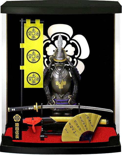 Edo Shogunate General Hatsuyo Nobunaga Oda war-torn country military commander ARMOR SERIES figure is full-scale made!