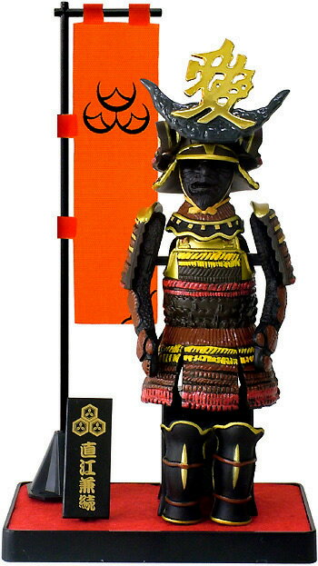 Haruomi rāgarāja direct River and continued Sengoku warlord ARMOR SERIES figure B type authentic build loyalty! ( ¥ 500 shipping! In total, more than 5,000 yen! * International shipping if the shipping required )