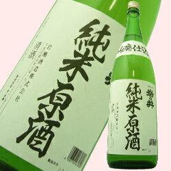 千葉県御宿の地酒 岩の井 山廃純米原酒1.8L