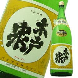 千葉県いすみ(旧大原)の地酒 木戸泉 純米『醍醐』1.8L