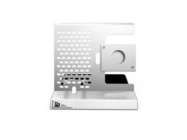 【NBROS】AppleWatchとiPhoneを同時に置けるスタンドNB-AW001WP