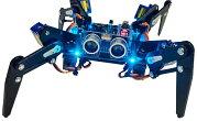BitTradeOne【ADCRBT】自作する4脚ロボットキットクアッド・クローラーQuadCrowler【M】