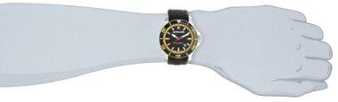 【Wenger】SeaForce(シーフォース)ブラック×イエローウェンガー【200m防水】01.0641.101641101【02P18Jun16】