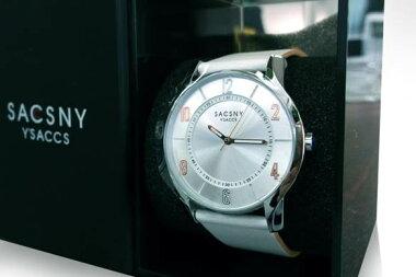 【SACSNYY'SACCS】腕時計SYA-15095ユニセックス(サクスニー・イザック)