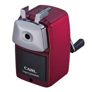 カール事務器 鉛筆削器 エンゼル5 プレミアム A5PR