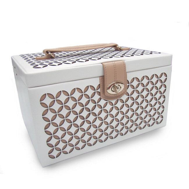 【WOLF DESIGNS】ジュエリーボックス(Chloe 3010)ウルフデザイン宝石箱/ジュエリーケース/アクセサリーケース:新鮮雑貨マーケット