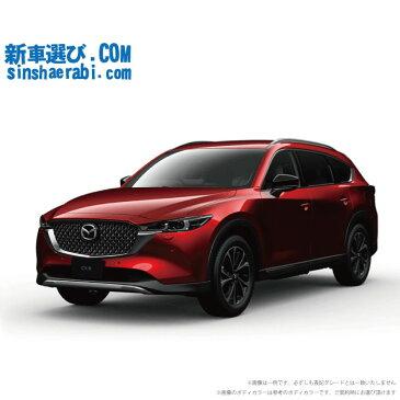 《 新車 マツダ CX-8 2WD 2200 XD PROACTIVE 6人乗り 》