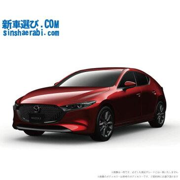《 新車 マツダ MAZDA3 ハッチバック 4WD 1800 XD PROACTIVE 》