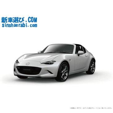 《 新車 マツダ ロードスターRF 2WD 2000 S 6EC-AT 》