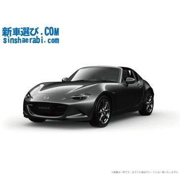《 新車 マツダ ロードスターRF 2WD 2000 VS 6MT 》