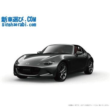 《 新車 マツダ ロードスターRF 2WD 2000 VS Burgundy Selection 6EC-AT 》
