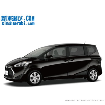 """《 新車 トヨタ シエンタ 4WD 1500 G """"Safety Edition"""" 6人乗り 》"""