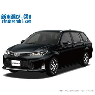 """《新車 トヨタ カローラフィールダー 2WD 1800 1.8S""""W×B"""" 》☆こちらの新車にはSDDナビ・バックカメラ・ETC・フロアマット・ドアバイザー・ボディコーティング・窓ガラスコーティングが標準装備されてます!"""