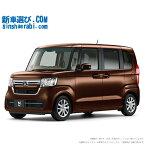 ☆月額 18,700円 楽乗りCAR 新車 ホンダ NBOX 4WD 660 G・L Honda SENSING