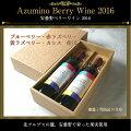 安曇野ベリーワイン(720ml)【国産・信州ふるさと便農