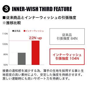 【新商品】キネシオロジーテープ/インナーウィッシュ/幅や長さのサイズが選べる/キネシオテープ/テーピング/テーピングテープ/TOUGHNESS