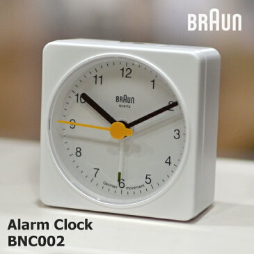 【BRAUN ブラウン】BRAUN Alarm Clock BNC002 ブラウン置き時計/目覚まし時計/ウォッチ/WATCH/北欧/デンマーク/ローゼンダール/LED/アラーム【コンビニ受取対応商品】【RCP】