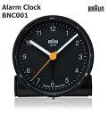 【BRAUN ブラウン】BRAUN Alarm Clock BNC001 ブラウン置き時計/目覚まし時計/ウォッチ/WATCH/北欧/デンマーク/ローゼンダール/LED/アラーム【コンビニ受取対応商品】【RCP】