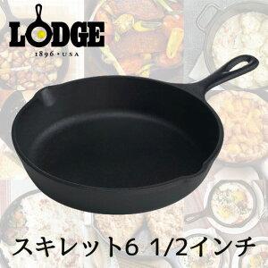 LODGE/ロッジ ロジック スキレット6 1/2インチ 01033502000065アウトド…