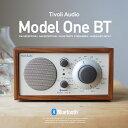 ■【Tivoli Audio 】Model One BT 【クラシックウォールナット/ベージュ】モデルワンビーティー/モデルワンBT/チボリオーディオ【コンビニ受取対応商品】【RCP】