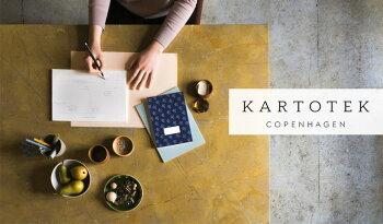【KARTOTEK/カトテック】TODOタスク管理/手帳/コペンハーゲン/文具/ステーショナリー/デザイン文具/シンプル【コンビニ受取対応商品】【RCP】