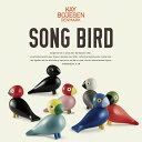 【Kay Bojesen Denmark/カイ・ボイスン】Songbird ソングバードカイボイスン/オブジェ/鳥/木製/玩具/カラフル/デンマーク/39421/ベトナム コンビニ受取対応【RCP】