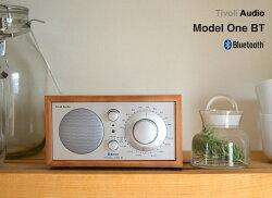 【TivoliAudioチボリオーディオ】ModelOneBTモデルワンビーティー【チェリー/シルバー】【RCP】